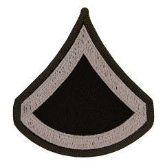 US  Army Large AGSU Chevron - Private First Class (PFC)