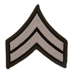US  Army Large AGSU Chevron - Corporal (CPL)
