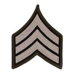 US  Army Large AGSU Chevron - Sergeant (SGT)