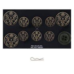 US Army AGSU Male Button Set