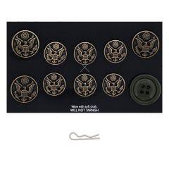 US Army AGSU Female Button Set