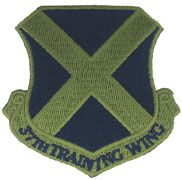37th Training Wing Subdued Air Force Patch