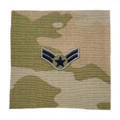 Space Force Embroidered OCP Sew-On Rank Insignia - Specialist 3