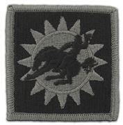 115th Field Artillery Brigade ACU With Velcro