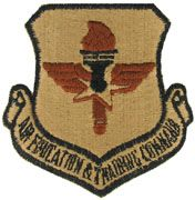 Air Education & Training Command Desert Air Force Patch