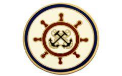 Craftmaster Navy Badge