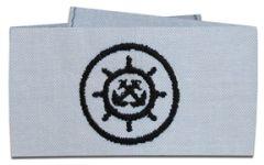Craftmaster  Chambrelle Navy Badge