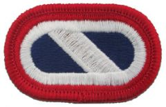 1st Sustainment Support Command Army Oval