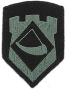 111th Engineering Brigade Army Patch ACU With Velcro