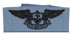 Aviation Warfare Specialist Chambrelle Navy Badge