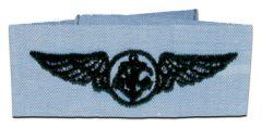 Aircrew Chambrelle Navy Badge