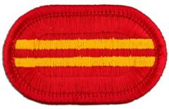 319th Field Artillery 2nd Battalion Army Oval