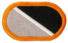 1st Special Warfare Training Group Army Oval