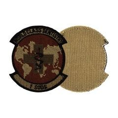 001 SPECIAL OPERATIONS DENTAL SQ PATCH OCP