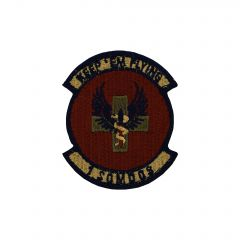 001 SPECIAL OPS MEDICAL OPERATIONS SQ PATCH OCP