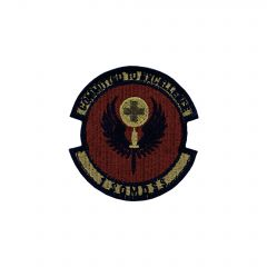001 SPECIAL OPERATIONS MEDICAL SUPPORT PATCH OCP