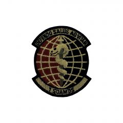 001 SPECIAL OPERATIONS AEROSPACE MEDICAL PATCH OCP