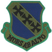 7th Bomber Wing Subdued Air Force Patch