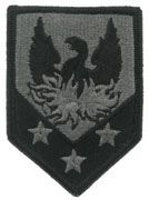 110th Combat Support Brigade Army Patch ACU With Velcro