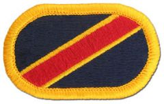 18th Personnel Group Army Oval