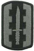 120th Infantry Brigade Army Patch ACU wtih Velcro