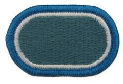 110th Military Intelligence Battalion Army Oval