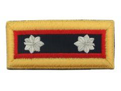 ARMY SHOULDER STRAP  LIEUTENANT GENERAL ADJUTANT GENERAL   NYLON  MALE