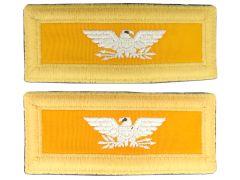 ARMY SHOULDER STRAP  COLONEL ARMOR   NYLON  MALE