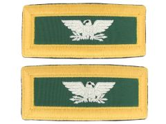 ARMY SHOULDER STRAP  COLONEL SPECIAL FORCES   NYLON  MALE