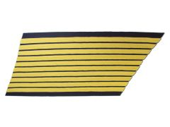 ARMY SERVICE STRIPES  30 YEAR GOLD/BLUE