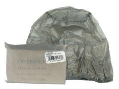 ARMY CAP DEVICE  RAIN CAP DRILL INSTRUCTOR SMOKE X-LARGE