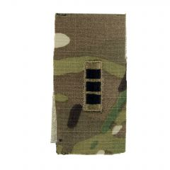 Army Embroidered OCP Sew-On Rank Insignia - Chief Warrant Officer 3 (CW3)