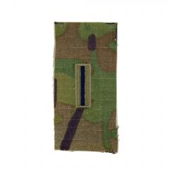 Army Embroidered OCP Sew-On Rank Insignia - Chief Warrant Officer 5 (CW5)