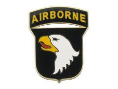 101ST AIRBORNE DIVISION  COMBAT SERVICE IDENTIFICATION BADGE