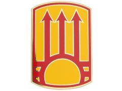 111TH MANEUVER ENHANCEMENT BRIGADE, COMBAT SERVICE IDENTIFICATION BADGE