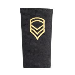 ARMY SHOULDER MARK, SERGEANT FIRST CLASS, LARGE