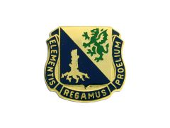 Chemical Army Corps Crest