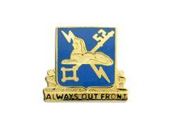 Military Intelligence MI Army Corps Crest