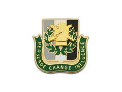 ARMY UNIT CREST, PSYCHOLOGICAL OPERATIOS