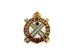 Ordnance Army Corps Crest