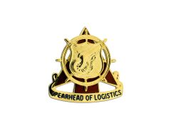 Transportation Army Corps Crest