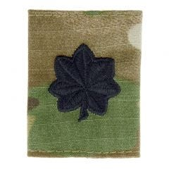 Army Embroidered Gore-Tex OCP Jacket Tab - Lieutenant Colonel (LTC)