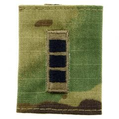 Army Embroidered Gore-Tex OCP Jacket Tab - Chief Warrant Officer 3 (CW3)