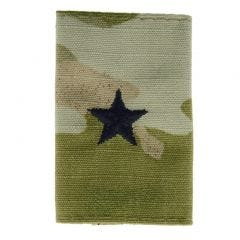Army Embroidered Gore-Tex OCP Jacket Tab - Brigadier General (BG)