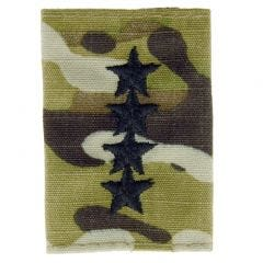 Army Embroidered Gore-Tex OCP Jacket Tab - General (GEN)