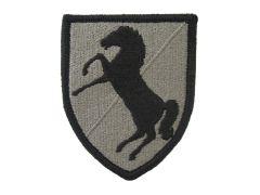 11th Armored Cavalry ACU W/Velcro