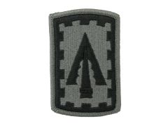 108th Air Defense Artillery Army Patch ACU With Velcro