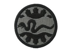 116th Armored Cavalry Army Patch ACU With Velcro