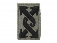 143rd Transportation/Sustainment Command Army Patch ACU With Velcro