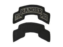 75th Ranger Regiment ACU With Velcro Army Tab Scroll